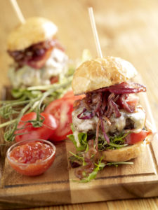 Kevin Dundon's Classic Beef Burger