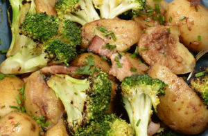 Kevin Dundon Chef Ireland Broccoli and Potato Salad