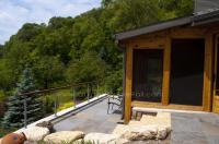 Blue Mounds, WI deck with cable rail